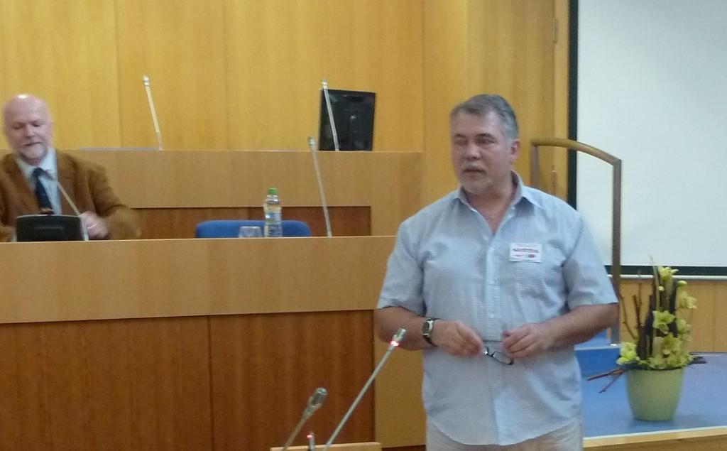 Jiří Riki Řeháček, předseda hodnotící komise a předseda Asociace NNO JČK