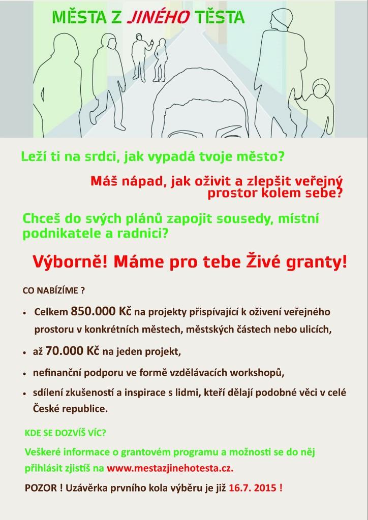 Živé granty 2015_leták