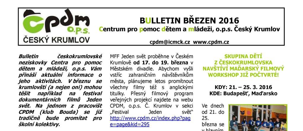 Bulletin CPDM 2016_final_03_Stránka_1
